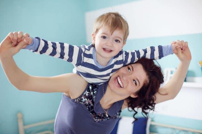 Llevare bien con los hijos de otra persona