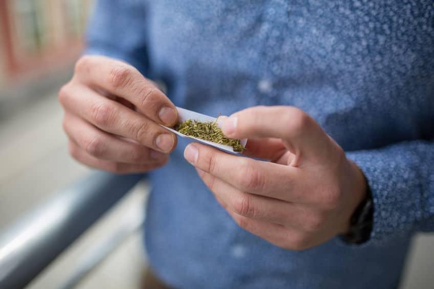 Marihuana cerebro adolescente