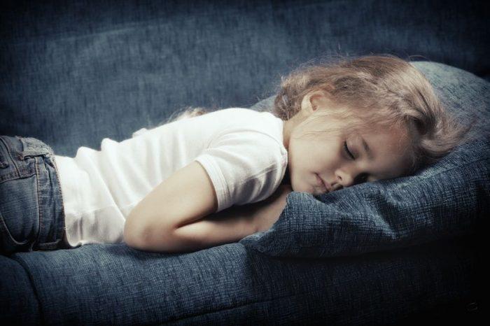 Niños no quieren dormir