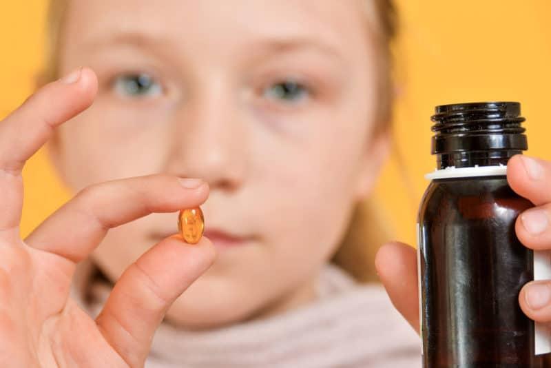 Vitaminas para niños