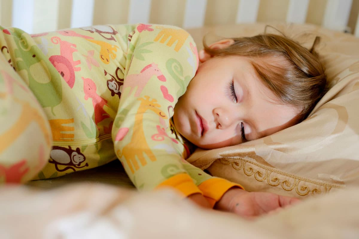 Buenos hábitos del sueño