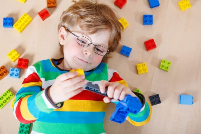 Capacidad de atención en niños pequeños