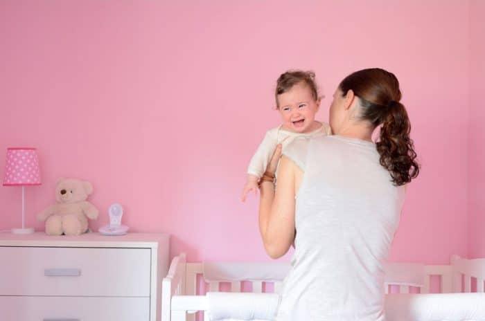 Consecuencias de dejar llorar a los bebés