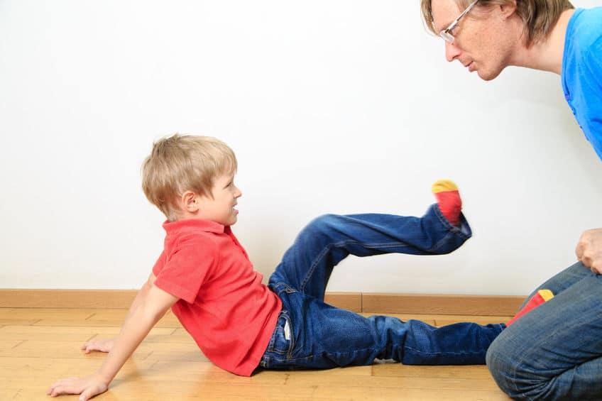 Dejar de gritar a tus hijos