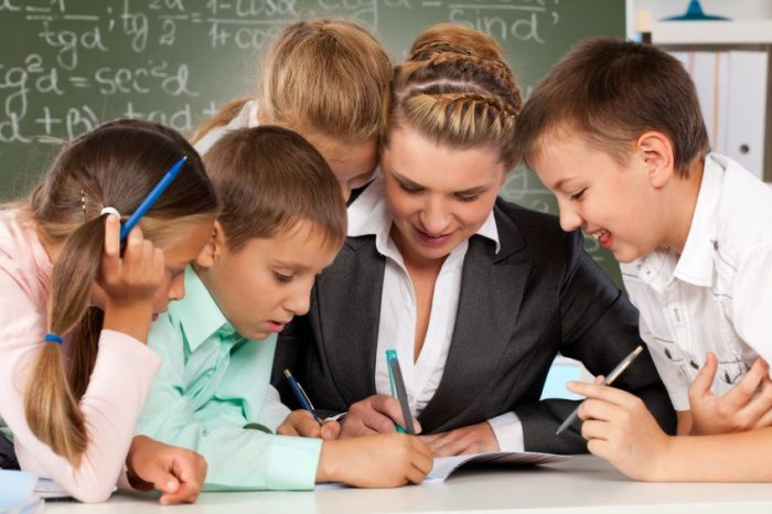 Empatía maestro alumno