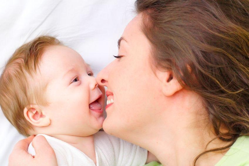 Formas de conectar con tu bebé