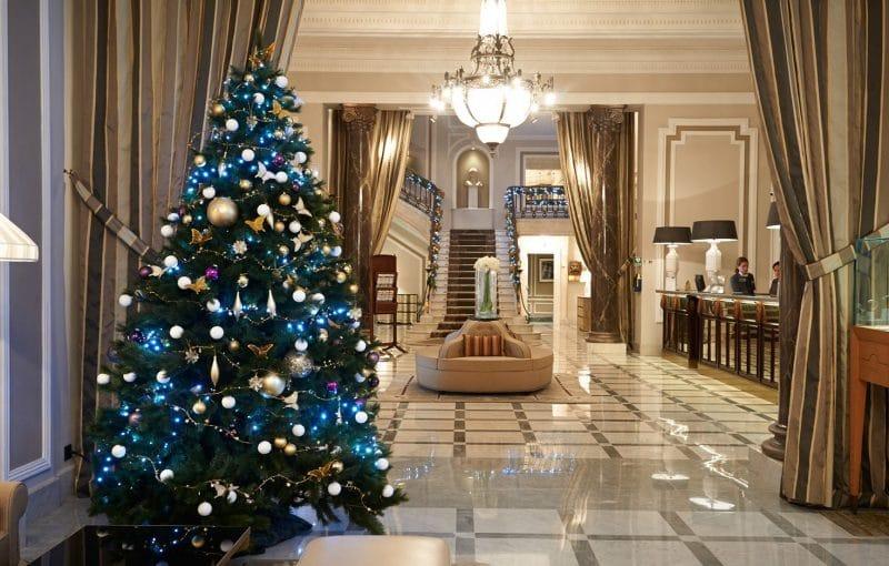 Hotel María CristinaNavidad
