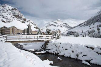 Hoteles nieve