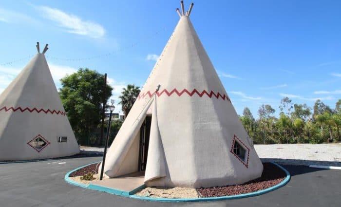 Hotel Wigwam Motel en San Bernardino, Estados Unidos