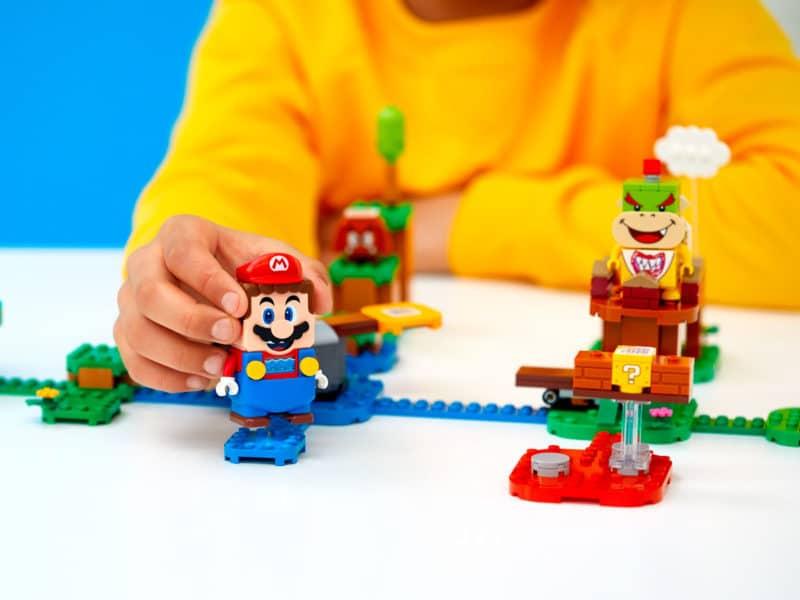 Juegos de construir para niños
