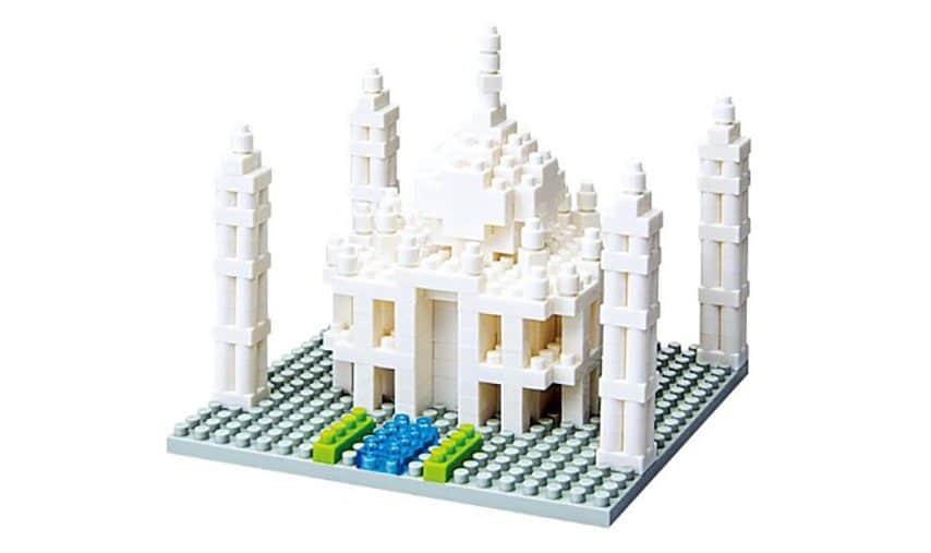 Juguete de construcción Maqueta Taj Mahal