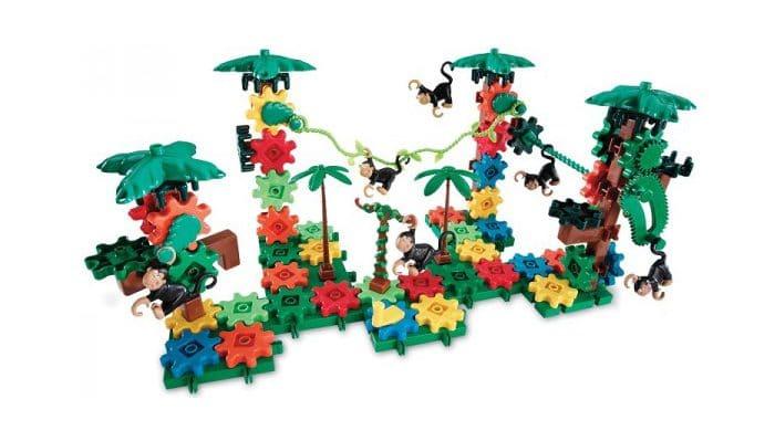 Juguete de construcción Set de Construcción de Monos