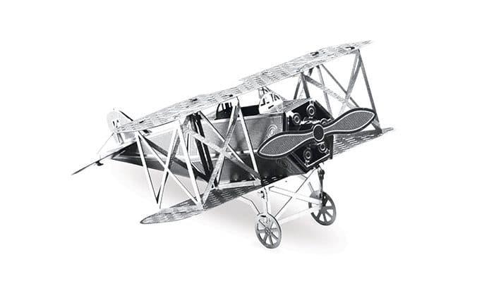 Juguete de construcción infantil Maqueta Avión Fokker D-VII