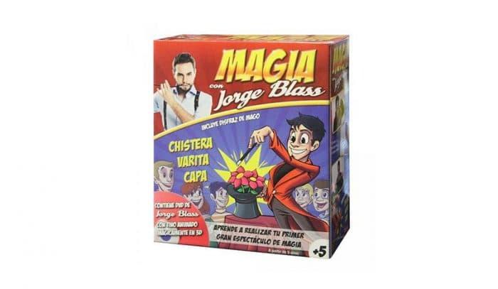 Juguete de magia infantil Trucos y Disfraz de Mago