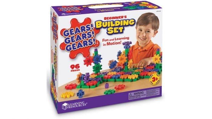 Juguete didácticoSet de Construcción Gears Básico