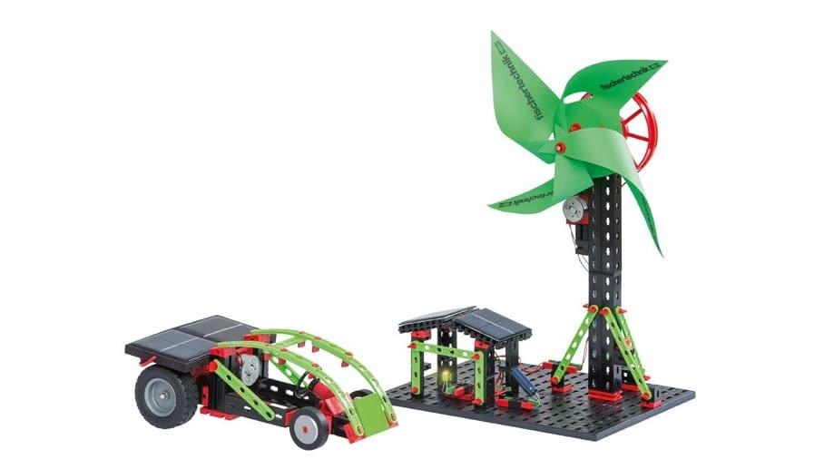 Juguete ecológico para niños Energías renovables
