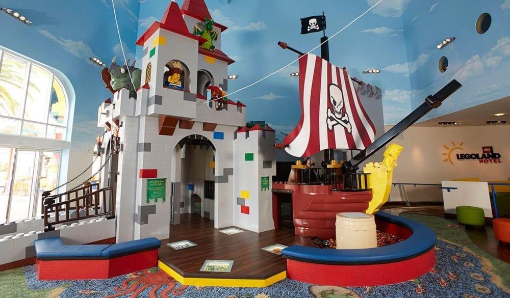 Legoland Hotel en California, Estados Unidos