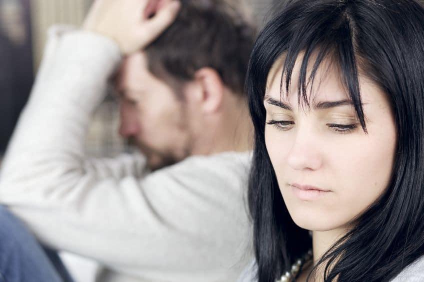 Maridos estresan