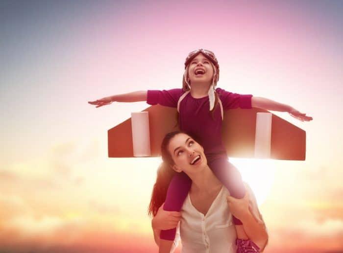 NAF niños altamente felices