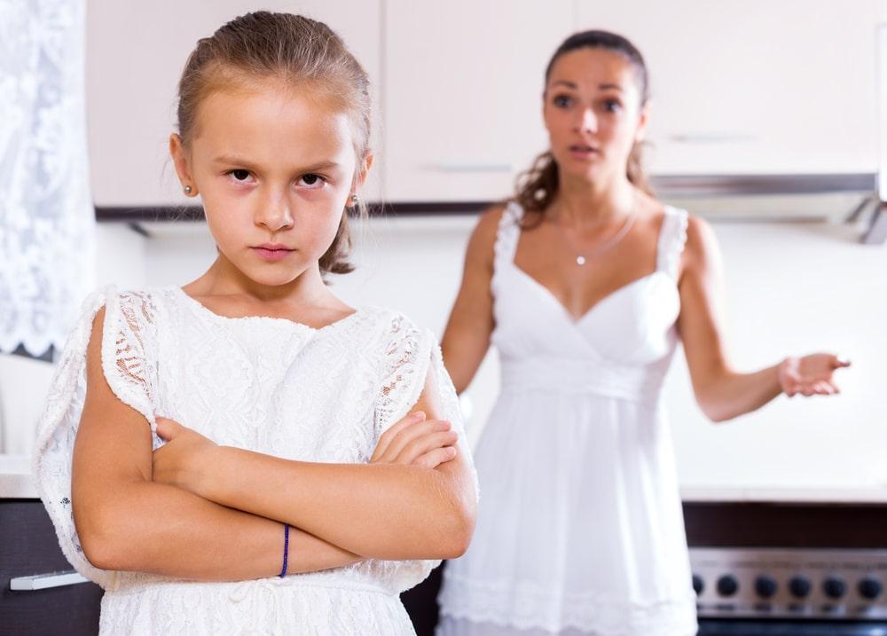Niños responsabilidad acciones