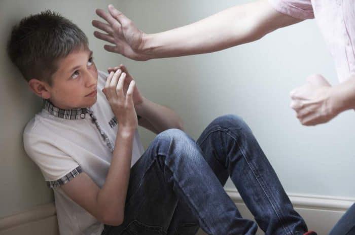 Qué hacer para no pegar a los hijos
