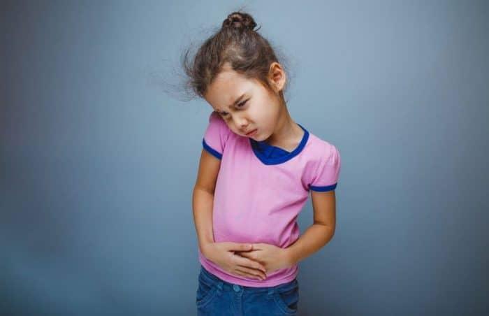 Remedios naturales para el dolor de barriga en niños