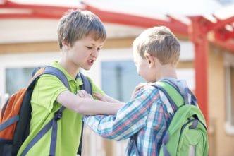 Señales hijo agresor escolar