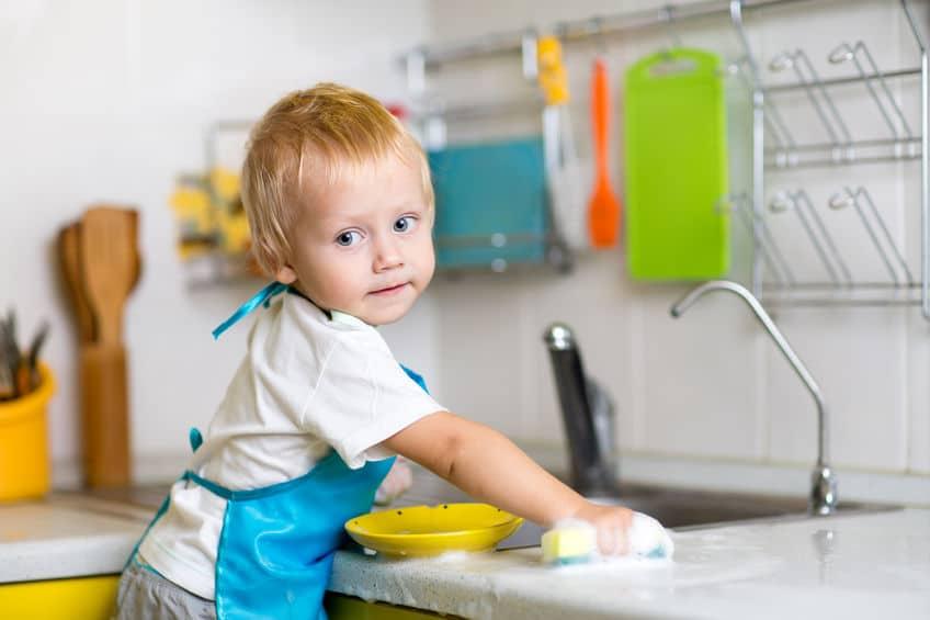 Qu pueden hacer los ni os en el hogar seg n su edad for Cosas de hogar