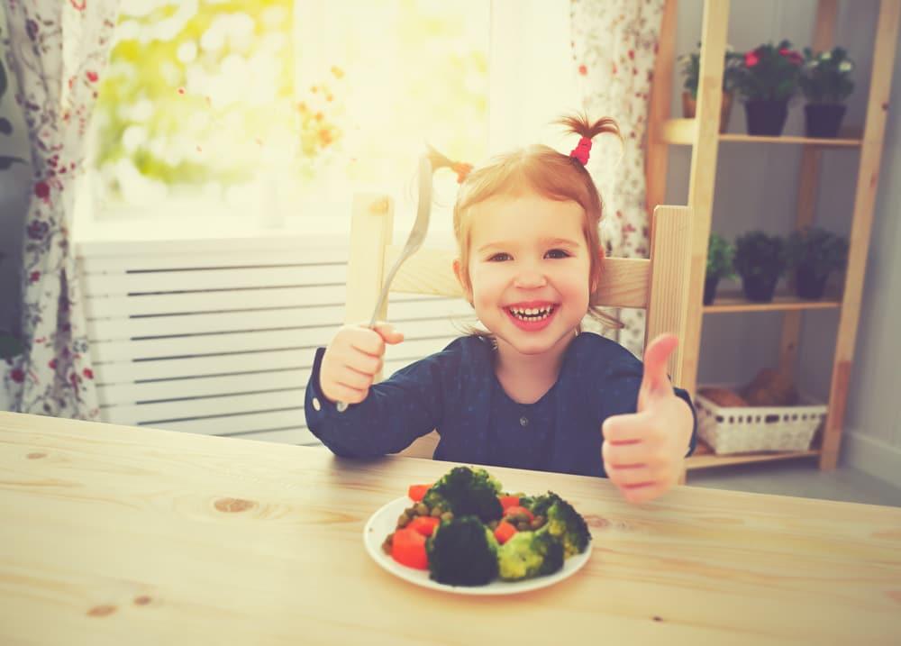 alimentos concentración niños