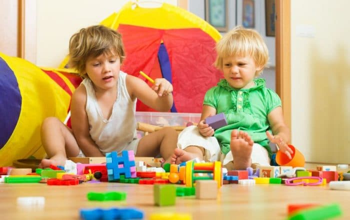 Autonomía niños