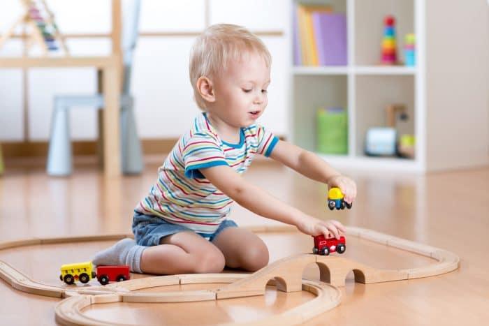 Autonomía saludable niños