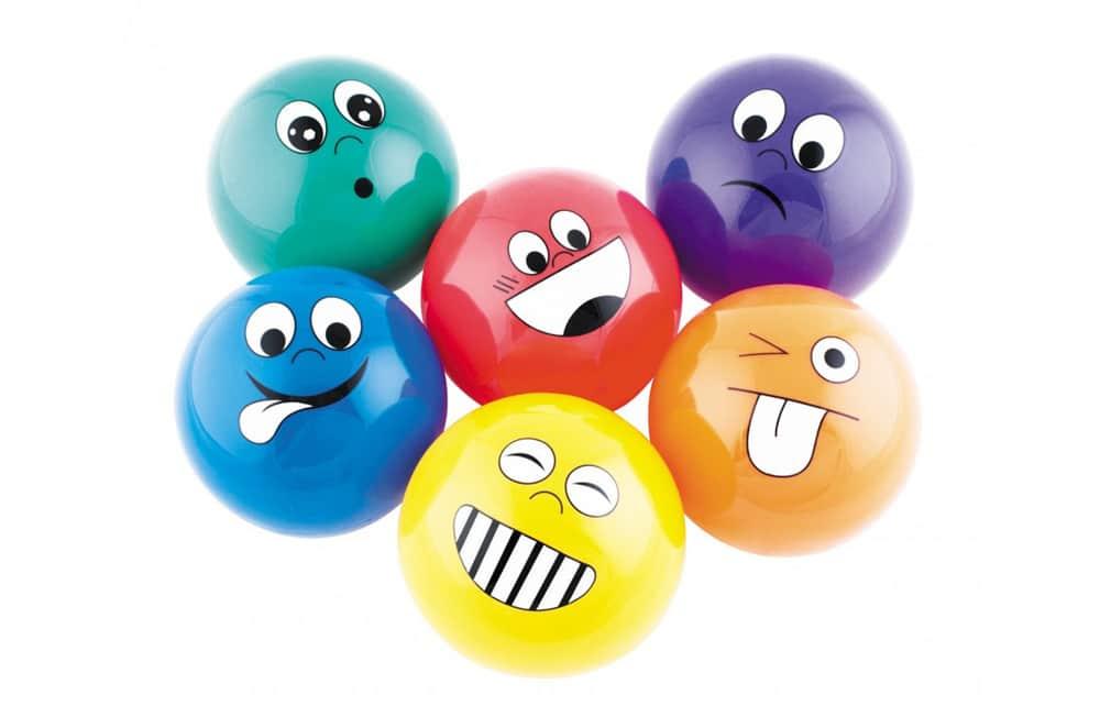 Juguete niño autista Balones de las emociones