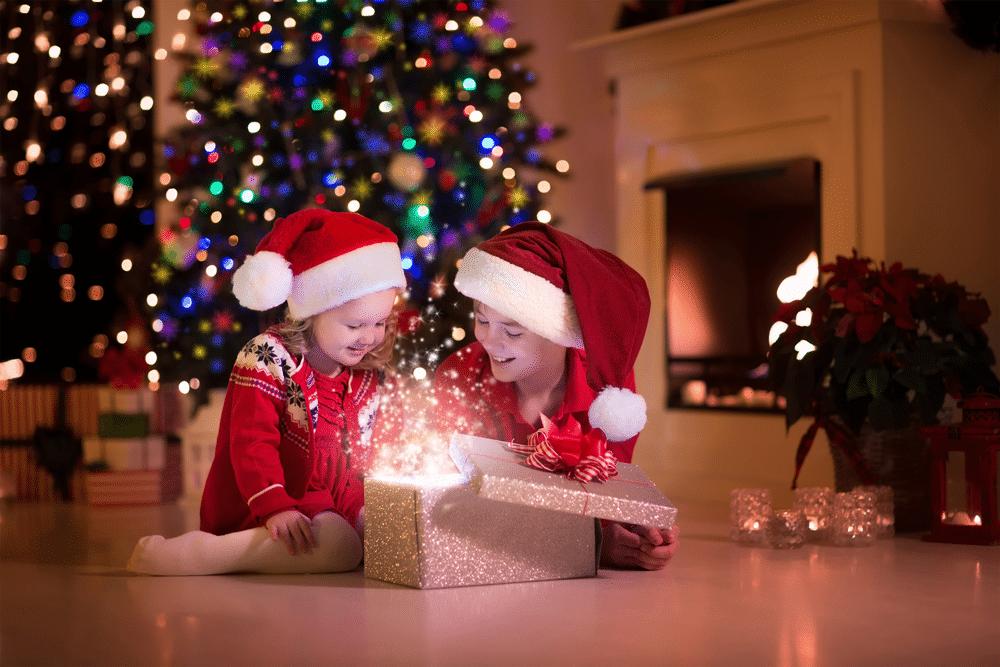 Cómo y cuándo decir a los niños la verdad sobre Papá Noel y los Reyes Magos