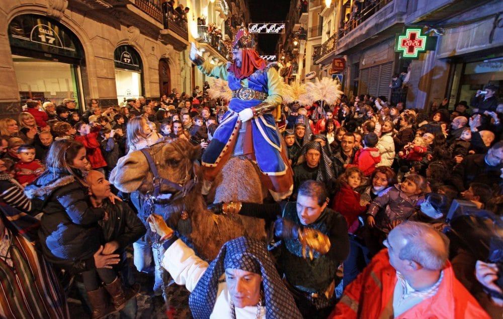Cabalgata de Reyes de Alcoy