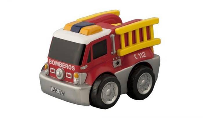 Juguete radiocontrol Camión de bomberos RC