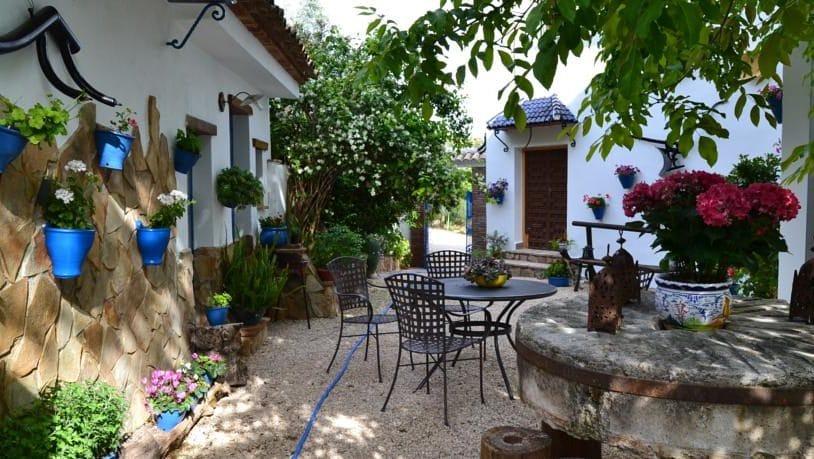 Casa rural El Rincón de Carmen, en Córdoba