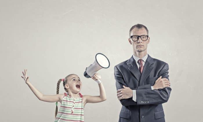 Consecuencias padres distantes
