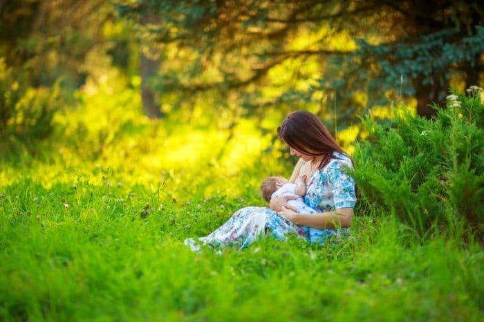 Tiempo recomendado lactancia materna