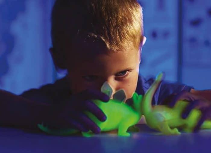 Juguete niño autista Dinosaurio sensorial