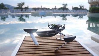 Drone Hydrofoil