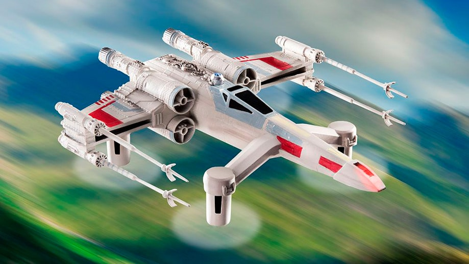Drone X-Wing Star Wars