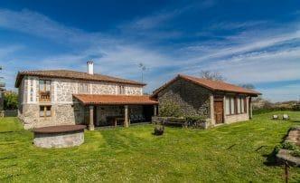 Escapada rural Casa das Xacias, en Galicia