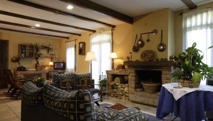 Casa rural spa Hijos Dalgo, en Crecíente, Pontevedra