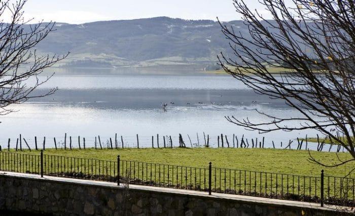 Escapada rural La Casa del Lago de Campoo, en Naveda, Cantabria
