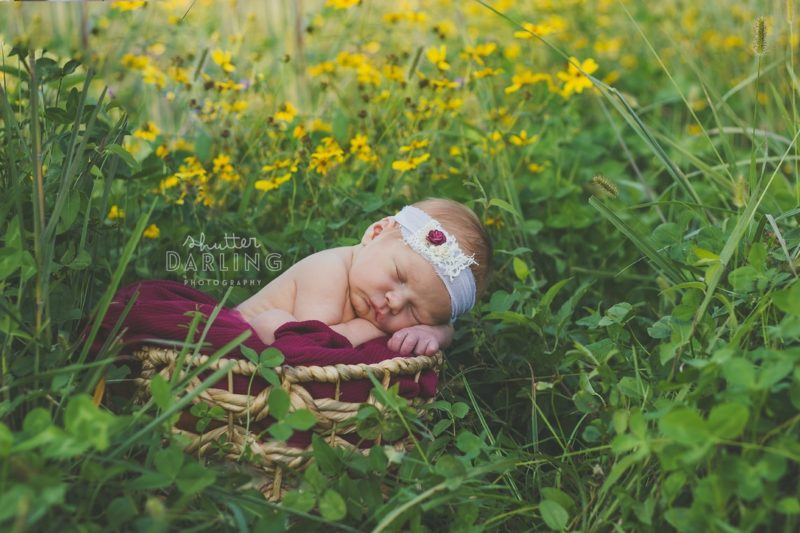 Foto 'bebé arcoiris' de Shutter Darling Photography