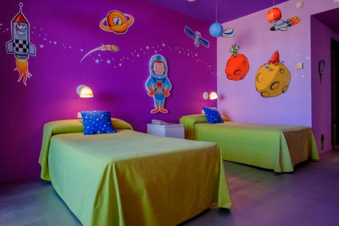 Hotel temático Tui Family Life Islantilla, en Isla Cristina, Huelva