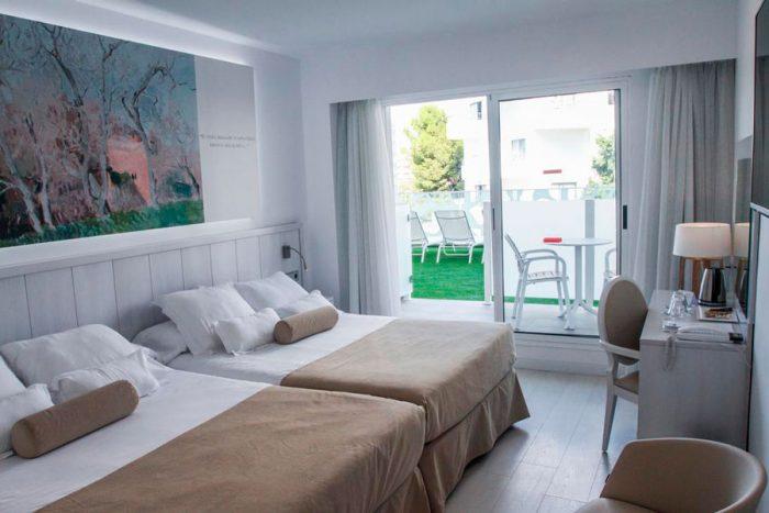 Hotel temático Villa Luz Family Gourmet & All Exclusive, en Gandía, Valencia