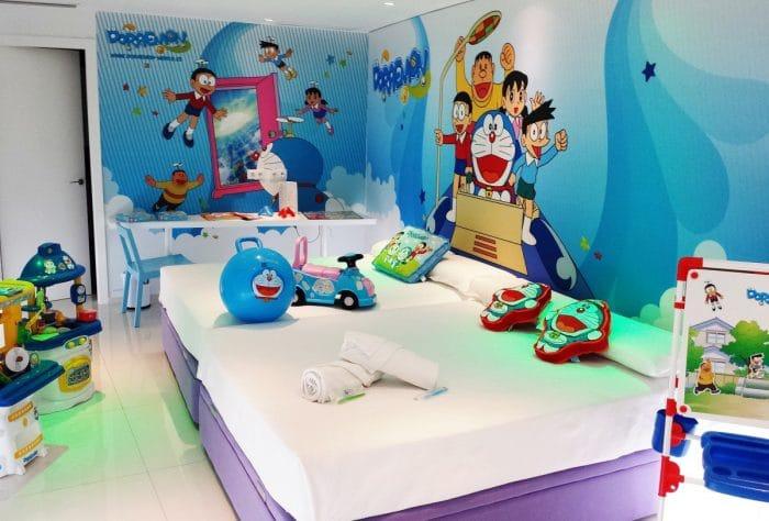 Hoteles tematicos para niños