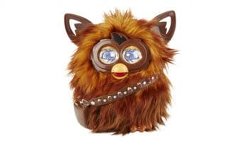 Juguete Star Wars Furbacca Star Wars