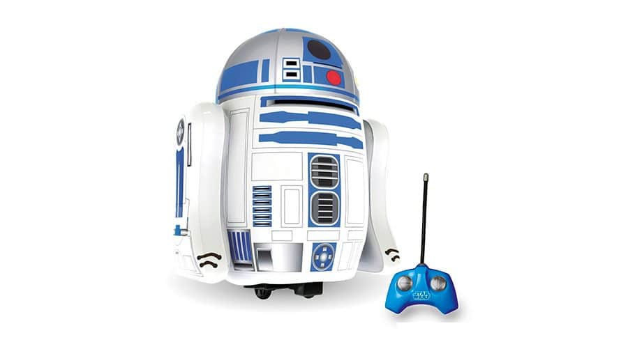 Juguete Star Wars R2-D2 hinchable RC